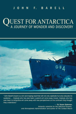 Quest for Antarctica: A Journey of Wonder and Discovery (Paperback)
