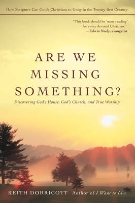 Are We Missing Something?: Discovering God's House, God's Church, and True Worship (Paperback)