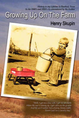 Growing Up on the Farm (Paperback)