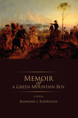 Memoir of a Green Mountain Boy (Paperback)