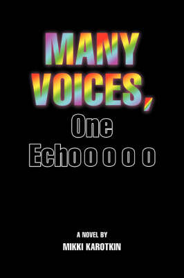 Many Voices, One Echo (Paperback)