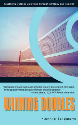 Winning Doubles: Mastering Outdoor Volleyball Through Strategy and Training (Paperback)
