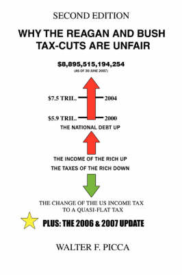 Why the Reagan and Bush Tax-Cuts Are Unfair: Second Edition (Paperback)