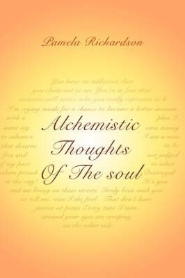 Alchemistic Thoughts of the Soul (Paperback)