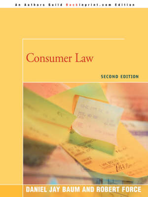 Consumer Law: Second Edition (Paperback)