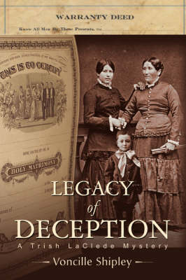 Legacy of Deception: A Trish Laclede Mystery (Paperback)