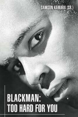 Blackman: Too Hard for You (Paperback)