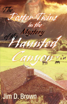 The Foster Twins in the Mystery of the Haunted Canyon (Hardback)