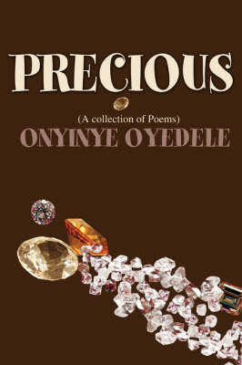 Precious: (A Collection of Poems) (Paperback)
