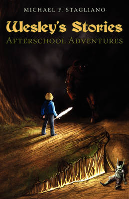 Wesley's Stories: Afterschool Adventures (Paperback)