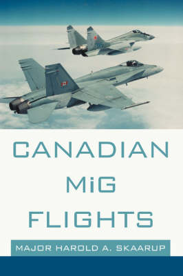 Canadian MIG Flights (Paperback)