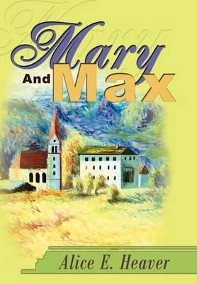 Mary and Max (Hardback)