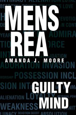 Mens Rea: Guilty Mind (Hardback)