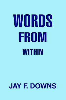 Words from Within (Hardback)
