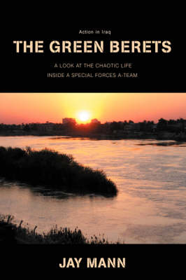 The Green Berets: Action in Iraq (Hardback)
