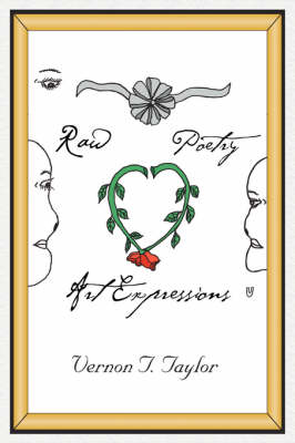 Raw Poetry Art Expressions (Hardback)