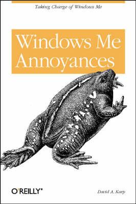 Windows Me Annoyances (Book)