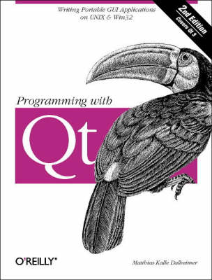 Programming with QT (Paperback)