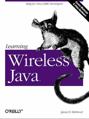 Learning Wireless Java (Paperback)