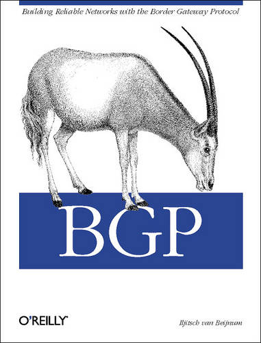BGP: Building Reliable Networks with Border Gateway Protocol (Paperback)
