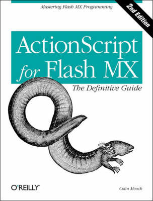 ActionScript for Flash MX: The Definitive Guide (Paperback)