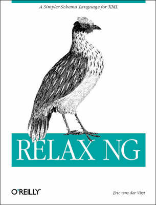 RELAX NG (Paperback)