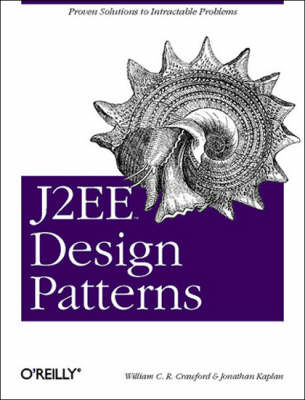 J2EE Design Patterns (Paperback)