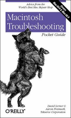 Macintosh Troubleshooting Pocket Guide (Paperback)