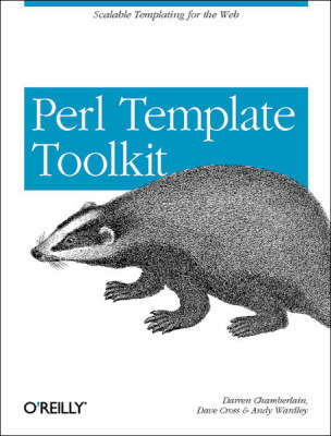 Perl Template Toolkit (Paperback)