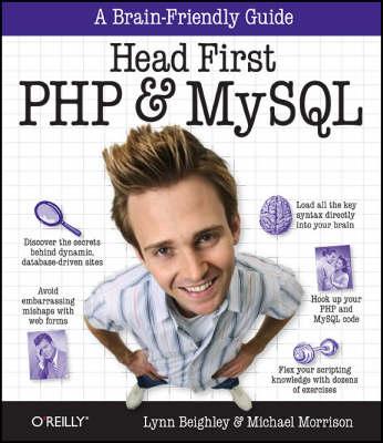 Head First PHP & MySQL (Paperback)