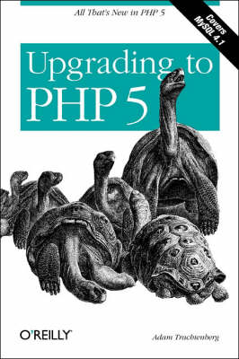 Upgrading to PHP 5 (Paperback)