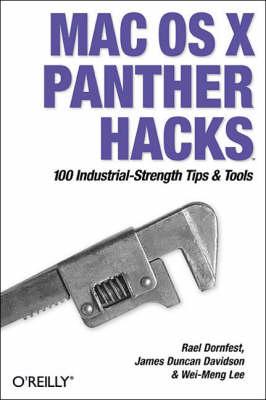 Mac OS X Panther Hacks (Paperback)