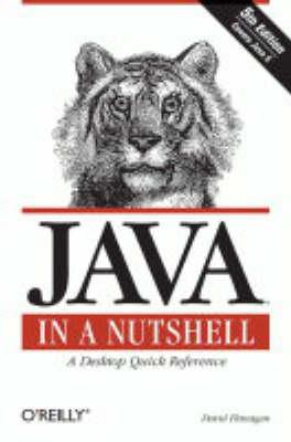 Java in a Nutshell (Paperback)