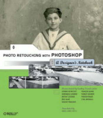 Photo Retouching with Photoshop: A Designer's Notebook (Paperback)