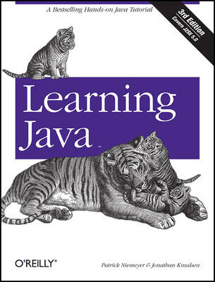 Learning Java (Paperback)