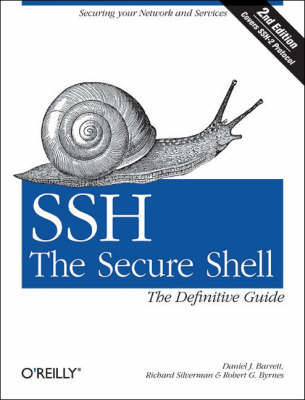 SSH, the Secure Shell: The Definitive Guide (Paperback)