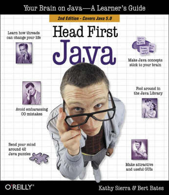 Head First Java (Paperback)
