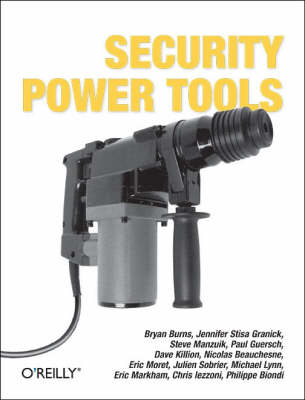 Security Power Tools (Paperback)