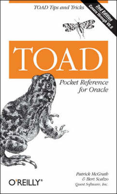 TOAD Pocket Reference for Oracle (Paperback)