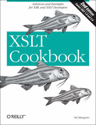 XSLT Cookbook (Paperback)