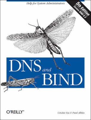 DNS and BIND (Paperback)