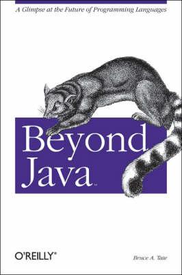 Beyond Java (Paperback)