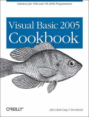 Visual Basic 2005 Cookbook (Paperback)