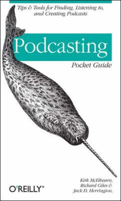 Podcasting Pocket Guide (Paperback)