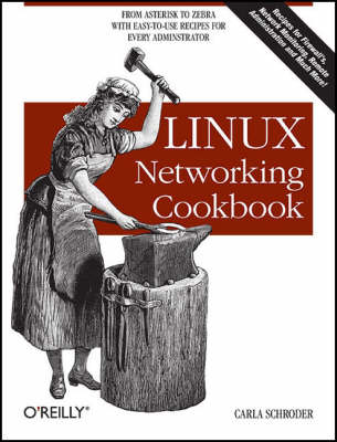 Linux Networking Cookbook (Paperback)