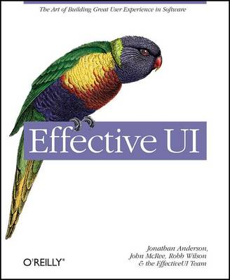 Effective UI: Building Great User Experience-Driven Sites and Software (Paperback)