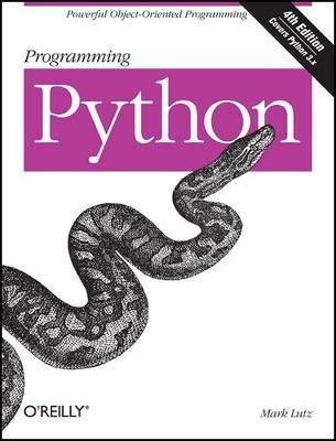 Programming Python (Paperback)