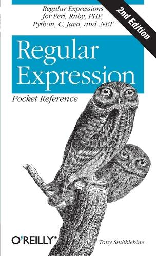 Regular Expression Pocket Reference (Paperback)