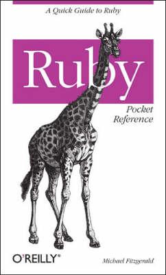 Ruby Pocket Reference (Paperback)