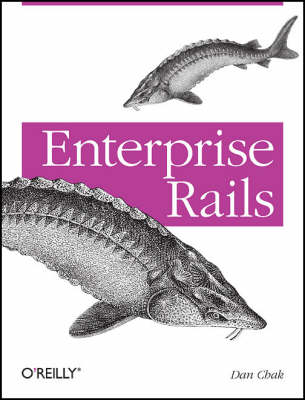 Enterprise Rails (Paperback)